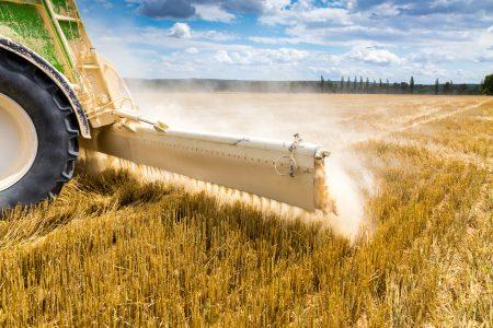 Uniform fertilizer distribution is key to boosting crop yield.